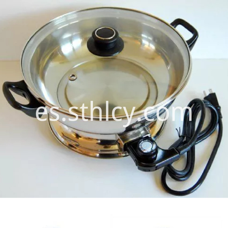 Household Hot Pot With Sparate Line